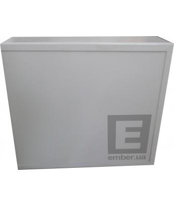 Бокс антивандальный БК-550-з-1 2U 1.5 мм, пенал