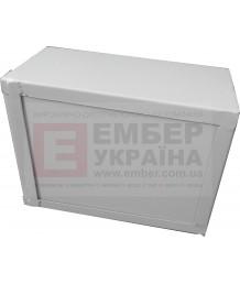 Антивандальный ящик БК-330-1 1.2 мм винт пенал