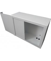 Антивандальный ящик БК-400-1 1 мм винт пенал с планкой