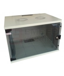 Шкаф коммутационный настенный 7U 19'' 600х400 Soho Line
