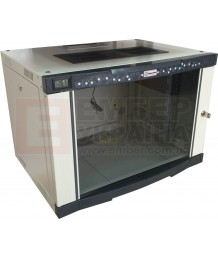 Шкаф коммутационный настенный TS 7U 19'' 600х450