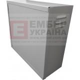 Антивандальный бокс БК-550-з-1 3U 1.5 мм