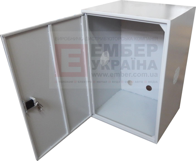 Металлические антивандальные шкафы